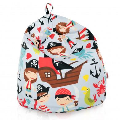 Worek Sako Dla Chłopca Piraci