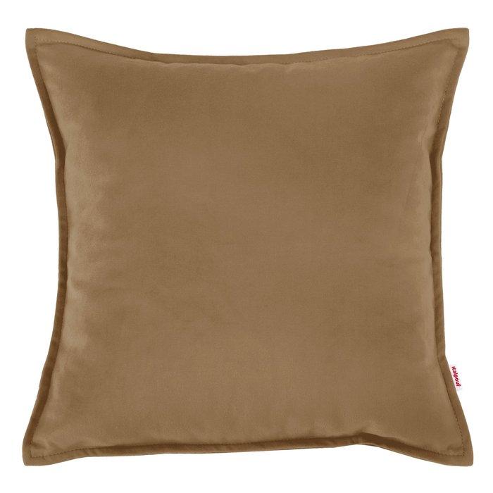 Ozdobna Poduszka Beżowa Na Kanapę