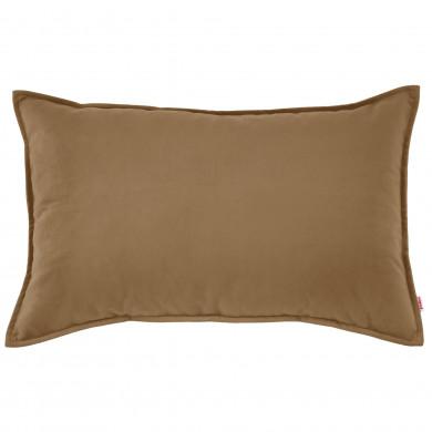 Ozdobna Poduszka Beżowa Prostokątna