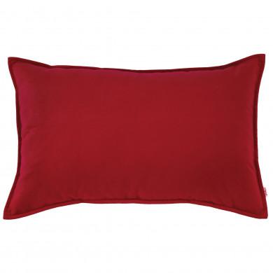 Czerwona Poduszka Ozdobna Do Salonu
