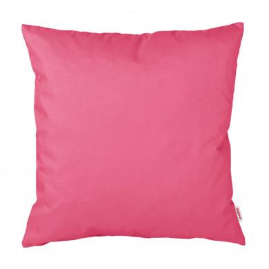 Poduszka Różowa Ogrodowa Kwadratowa