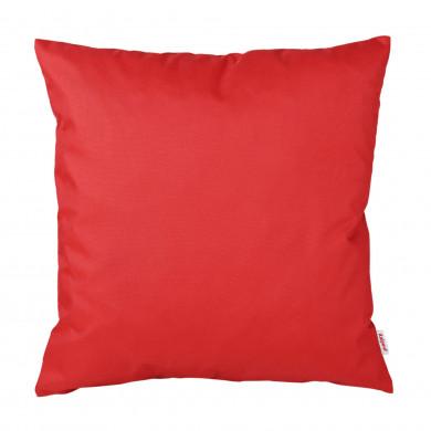 Czerwona Poduszka Ogrodowa Na Meble