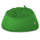 Worek Siedzisko XXXL Zielony Fotel Nylon