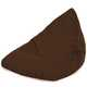 Kakaowy Pufa Sako Fotel Do Siedzenia Bermudy Plusz