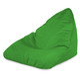 Zielona Pufa Sako Z Granulatem Bermudy Nylon