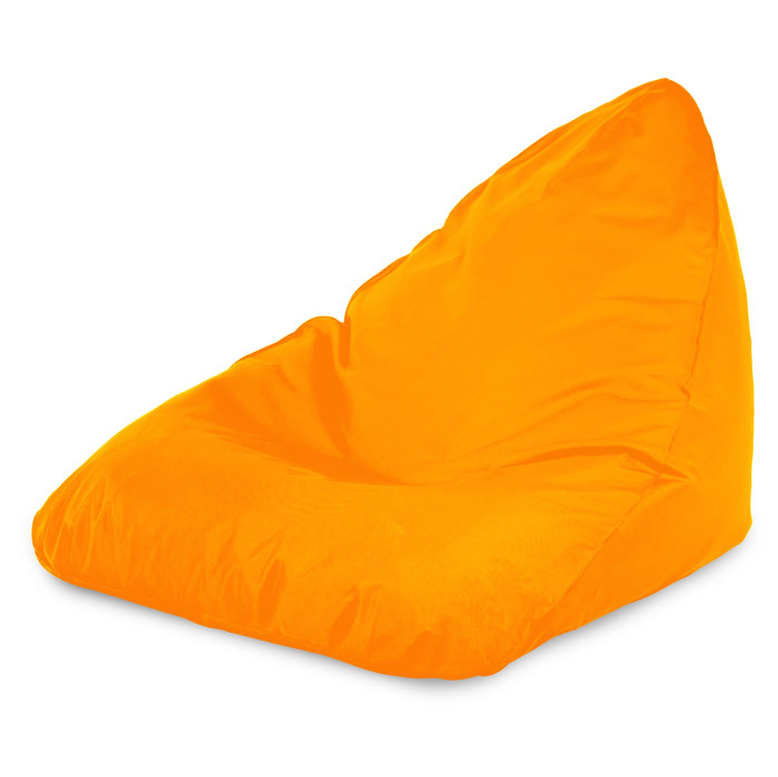 Pomarańczowa Pufa Sako Dla Dzieci Bermudy Nylon