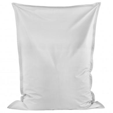 Biała Poducha XL Dla Dziecka Ekoskóra