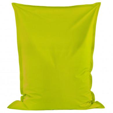 Limonkowy Poducha XL Dziecięca Ekoskóra