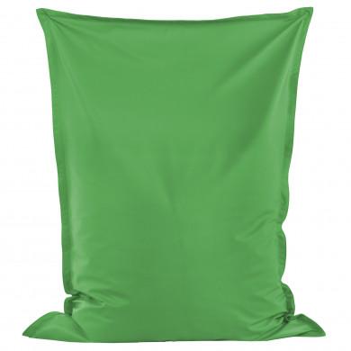 Zielona Poducha XL Dla Dzieci Ekoskóra