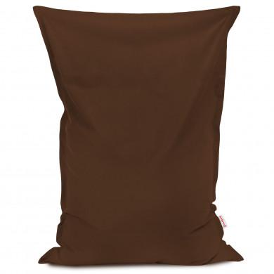 Kakaowy Poducha XL Do Siedzenia Dla Dzieci Plusz