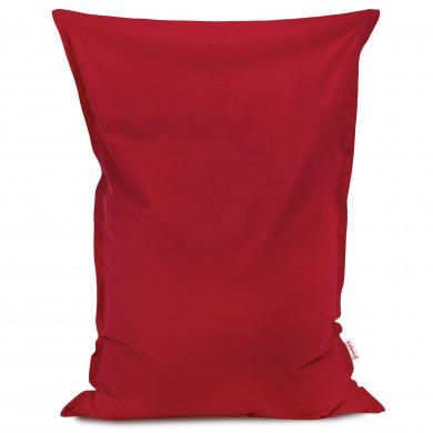 Czerwony Poducha XL Do Siedzenia Plusz