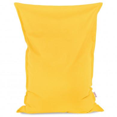 Żółty Poducha XL Dziecięca Plusz