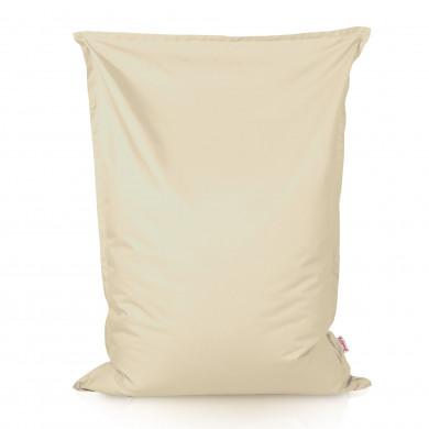 Kremowa Poduszka XL Do Siedzenia Nylon
