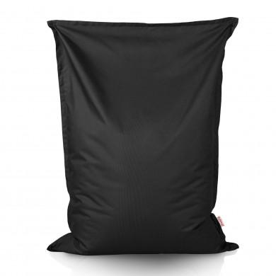Czarna Poduszka XL Do Siedzenia Outdoor Nylon