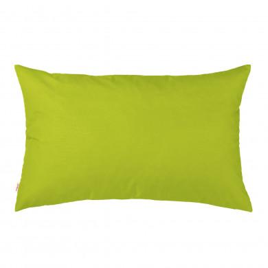 Poduszka Prostokątna Ogrodowa Limonkowa