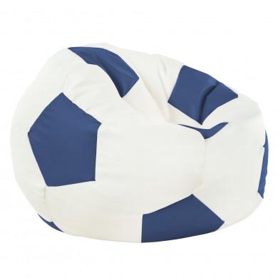 Niebieska Pufa Piłka Dla Chłopca