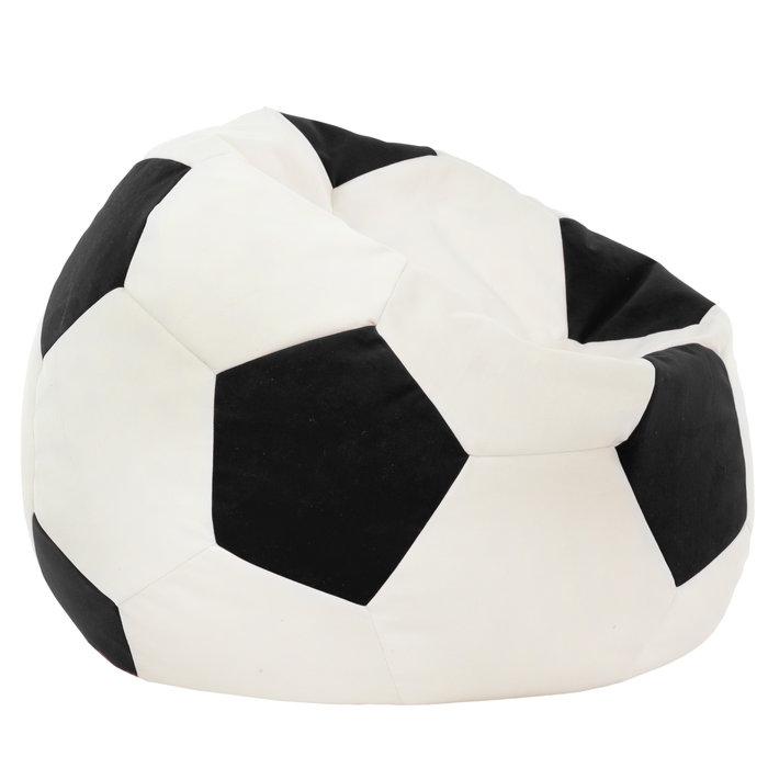 Czarny Fotel Piłka Nożna Do Siedzenia