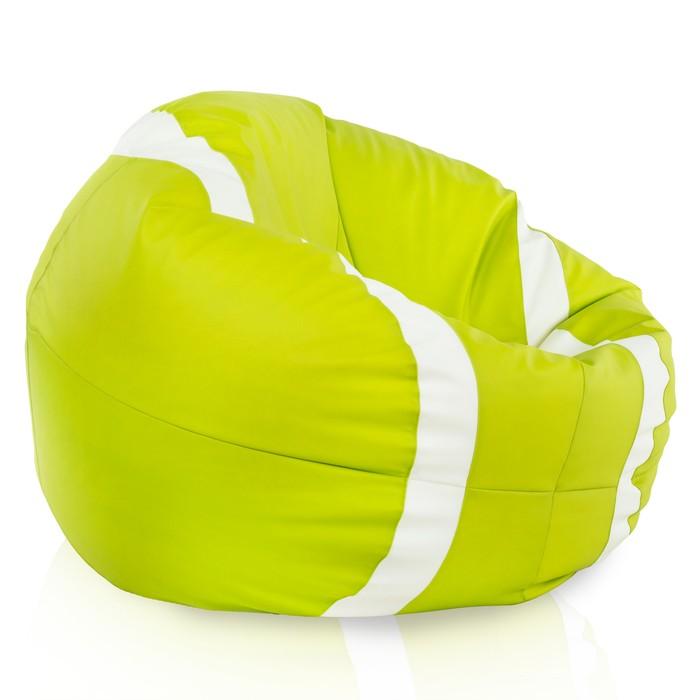 Limonkowa Piłka Pufa Tennis Do Pokoju