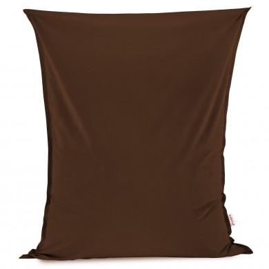 Kakaowy Poducha Do Siedzenia XXL W Salonie