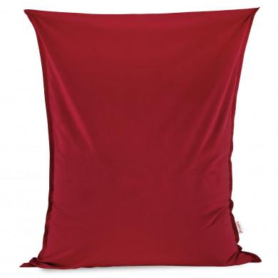 Czerwony Poducha Do Siedzenia XXL Siedzisko