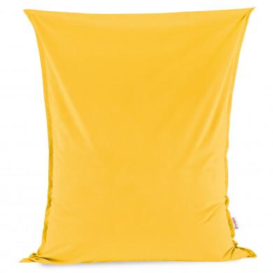 Żółta Siedzisko Poducha Do Siedzenia XXL