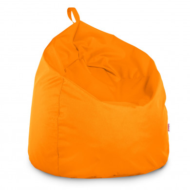 Pomarańczowy Worek Sako Dla Dziecka Fotel