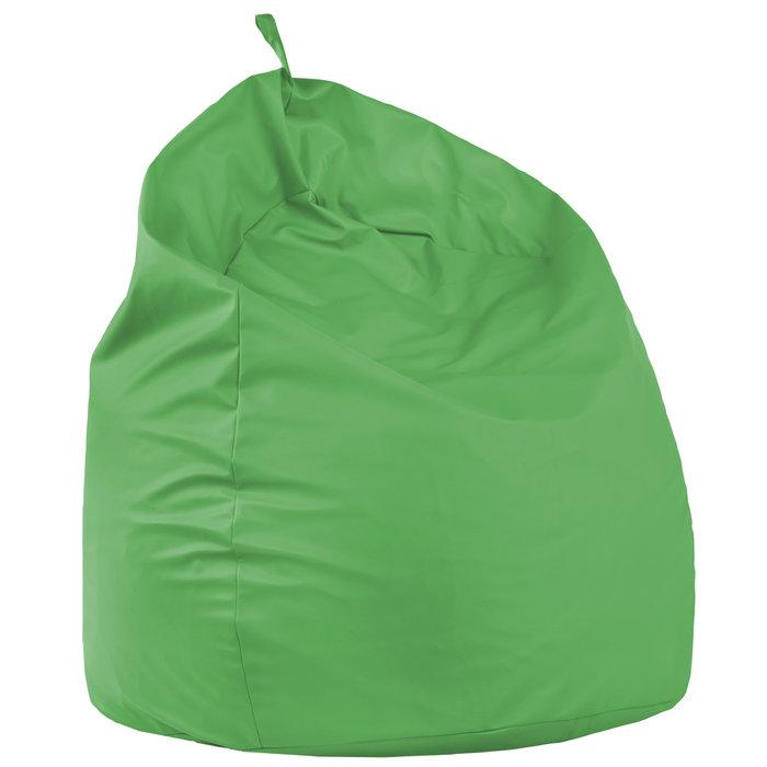Zielony Worek Pufa XXL Fotel Sako