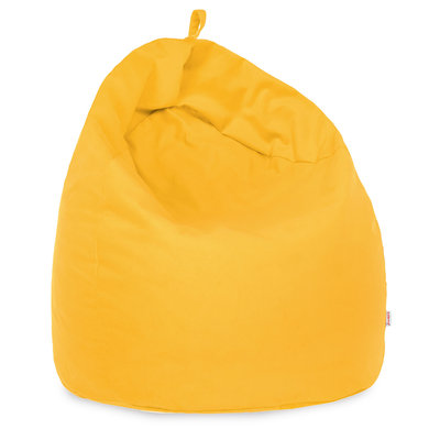 Żółty Worek Sako XXL Fotel Do Pokoju Dziecka