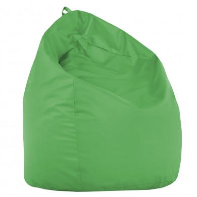 Zielony Worek Sako Z Ekoskóry Do Siedzenia