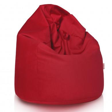Czerwony Worek Sako Do Salonu Plusz
