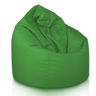 Zielony Worek Sako Do Siedzenia Nylon