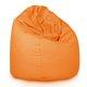 Pomarańczowy Worek Fotel XXL Outdoor Puff