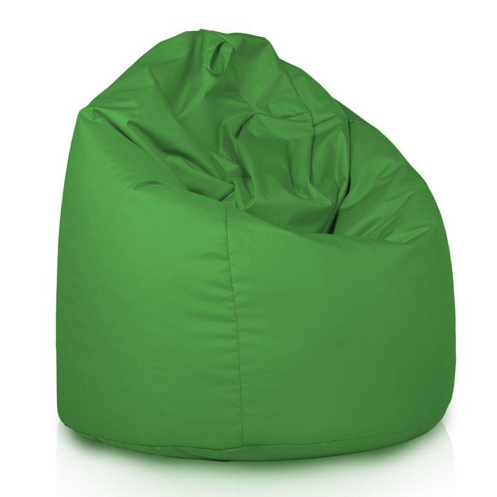 Zielony Worek Fotel XXL Outdoor Na Taras