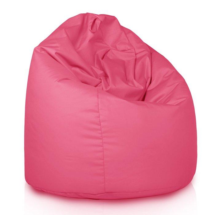 Różowy Worek Fotel XXL Outdoor Nowoczesny