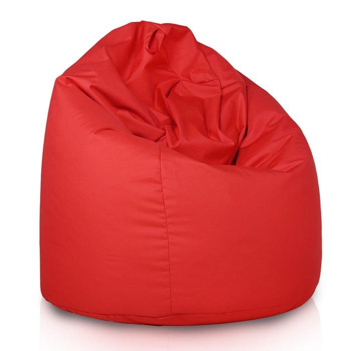 Czerwony Worek Fotel XXL Outdoor Z Oparciem