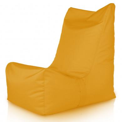Cytrynowy Fotel Ogrodowy Distinto Dla Dzieci