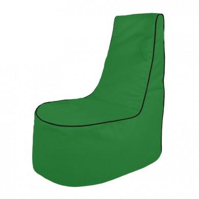 Zielony Fotel Relaksacyjny Do Ogrodu