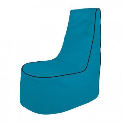 Niebieski Fotel Sako Ogrodowy Nylon