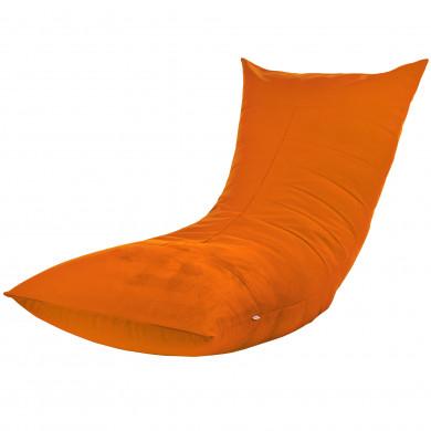 Pomarańczowy Fotel Wypoczynkowy Pokojowy