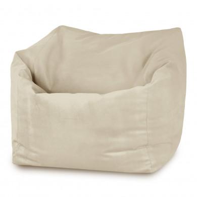 Perłowy Fotel Amalfi do siedzenia
