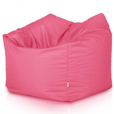 Różowy Fotel Amalfi