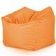 Pomarańczowy Fotel Amalfi