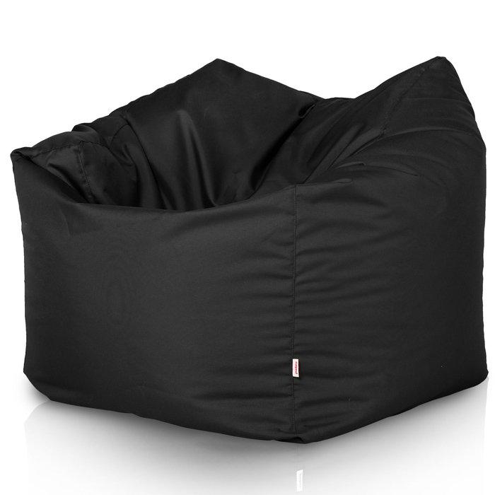 Czarny Fotel Amalfi