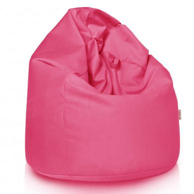Różowy Worek Sako Dla Dziewczynki Miękki Plusz