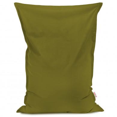 Zielone Jabłko Poducha XL Dziecięca Plusz