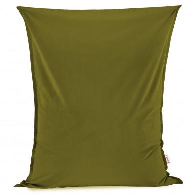 Zielone Jabłko Pufa Poducha Do Siedzenia XXL