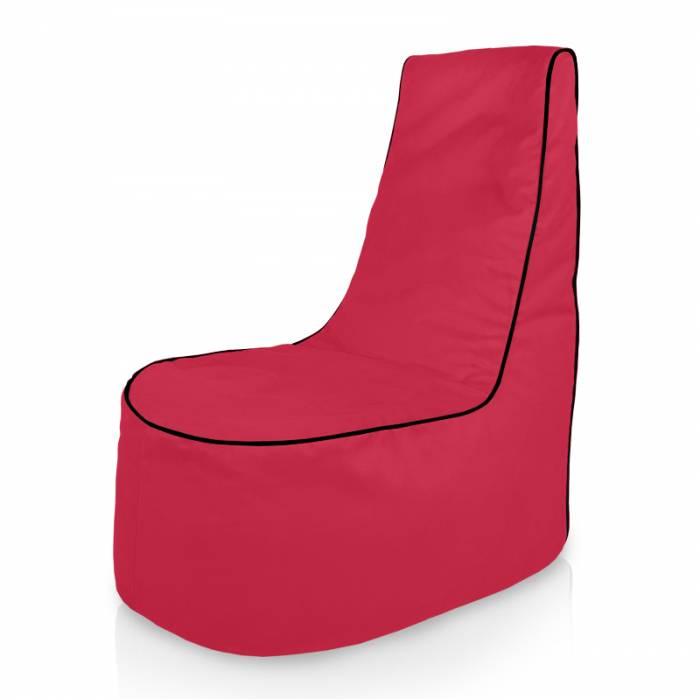 Różowy Wygodny Fotel Dla Dziewczynki Plusz