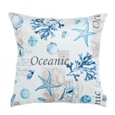 Poduszka Kwadratowa Ozdobna Ocean