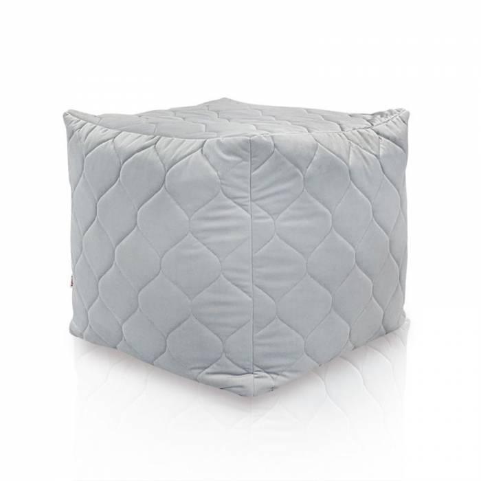 Pufa Pikowana Kwadratowa Cubo