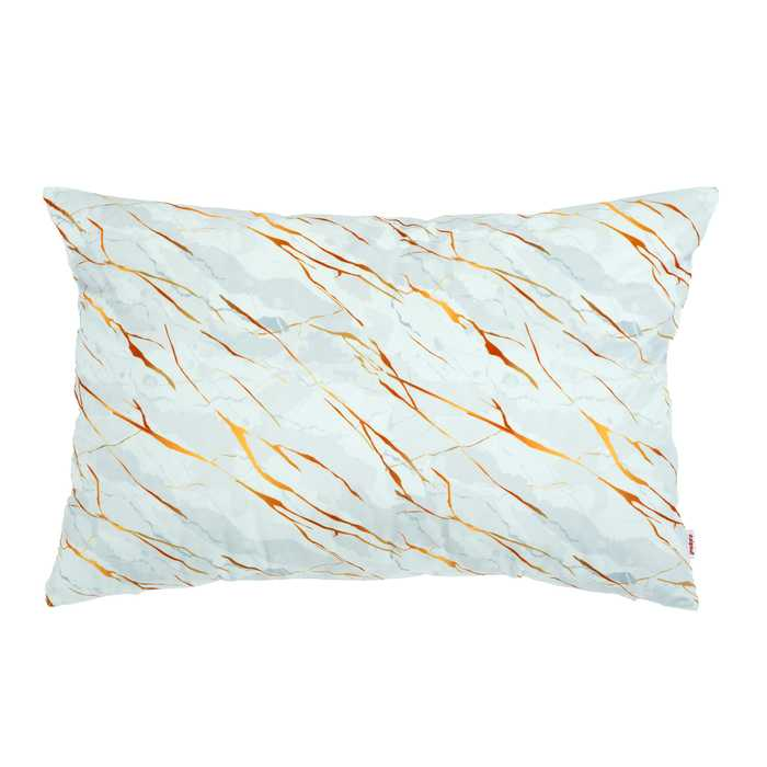 Biały Marmur Poduszka Dekoracyjna